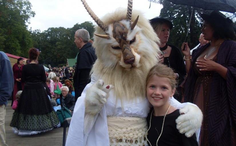 Ikke op het Elf Fantasy Fair