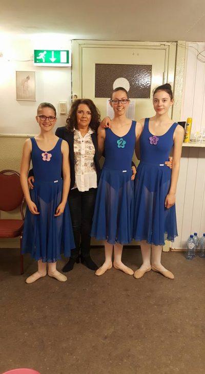 RAD Grade 7 ballet examen